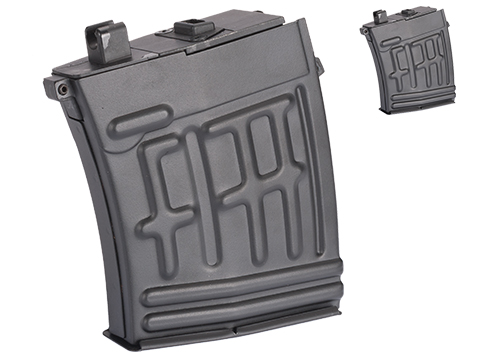 AIM Top 22rd Magazine for AIM Top SVD Airsoft GBB Rifle Series (Model: Co2)