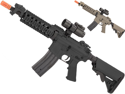 Matrix Goliath Sportline M4 CQB RIS II AEG w/ Lipo Ready Gearbox (Color: Black)