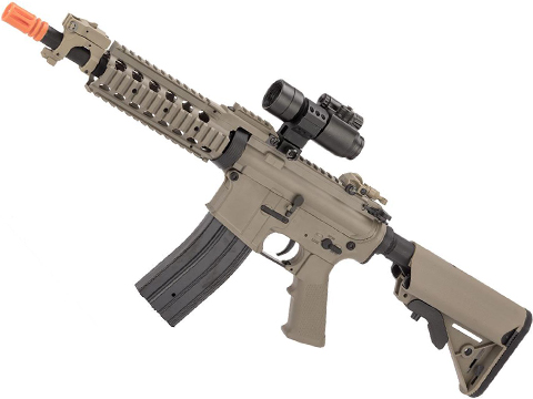 Matrix Goliath Sportline M4 CQB RIS II AEG w/ Lipo Ready Gearbox (Color: Tan)