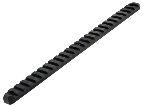 AIM Sports 20mm Accessory Rail for Keymod Handguards (Length: 25 Slot)