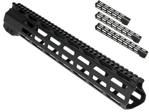 AIM Sports AR-15 Free Float AR15 M-LOK Handguard (Length: 10)