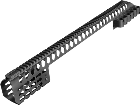 AIM Sports Rail System for Remington 870 Airsoft Shotguns (Model: Keymod)