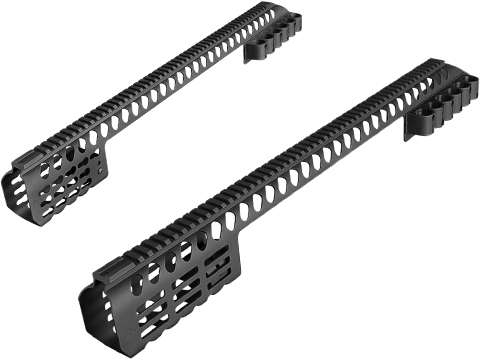 AIM Sports Rail System for Remington 870 Airsoft Shotguns