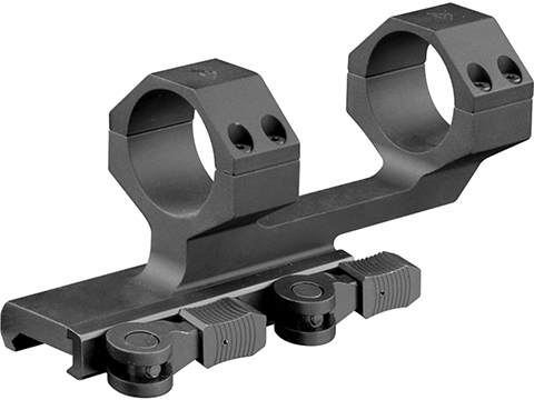 AIM Sports Cantilever Quick Detach Scope Mount (Height: 1.5 / 30mm)