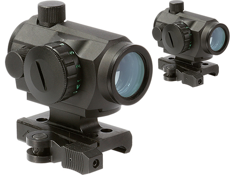 AIM Sports 1x20mm Dual Illuminated Micro Dot w/ QD Release