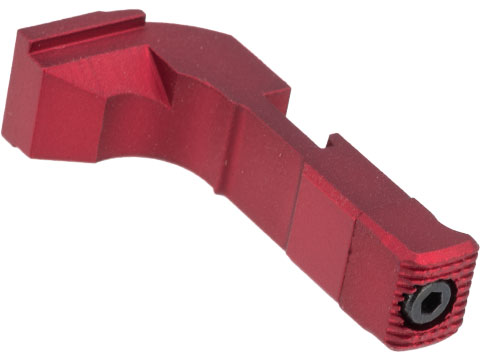 6mmProShop Extended Magazine Catch for Elite Force GLOCK Series Airsoft Pistols (Type: Type A / Red)
