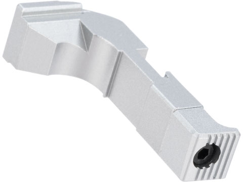 6mmProShop Extended Magazine Catch for Elite Force GLOCK Series Airsoft Pistols (Type: Type B / Silver)