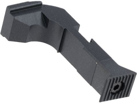 6mmProShop Extended Magazine Catch for Elite Force GLOCK Series Airsoft Pistols (Type: Type C / Black)