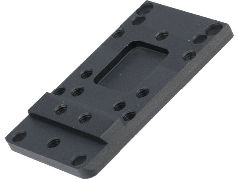 6mmProShop Sight Mount Base for Elite Force GLOCK Series Airsoft Pistols (Type: No Sights)