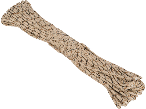 Matrix 480 Survival Paracord 100 feet (Color: Desert)