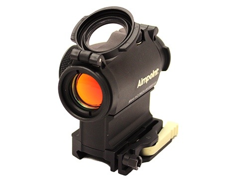 Aimpoint Micro H-2 Red Dot Sight with LRP Mount and 39mm Spacer
