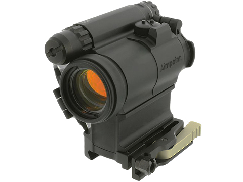 Aimpoint CompM5 2 MOA Red Dot Optic w/ 39mm Spacer Mount