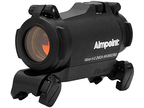 Aimpoint Micro H-2 2 MOA Red Dot Sight w/ Blaser Mount