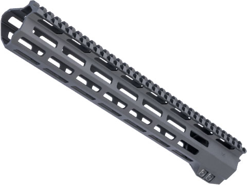 AIM Sports US Manufactured AR-15 Free Float AR15 M-LOK Handguard (Length: 13.5)