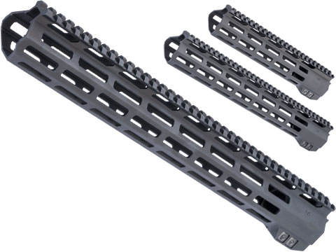 AIM Sports US Manufactured AR-15 Free Float AR15 M-LOK Handguard (Length: 10)