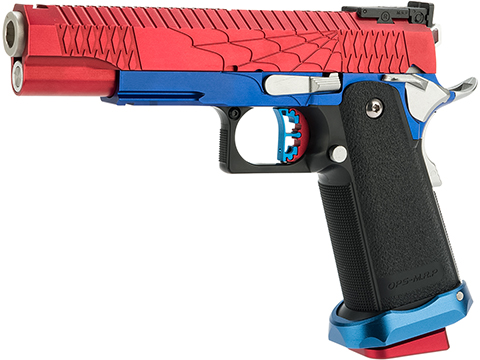 Evike.com Tokyo Marui / Airsoft Masterpiece 5.1 Hi Capa Uncle Ben Custom Gas Blowback Airsoft Pistol