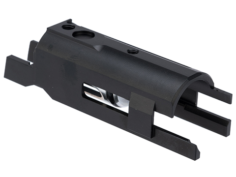Airsoft Masterpiece EDGE Aluminum Blow Back Housing for Hi-CAPA Gas Airsoft Pistols (Color: Black)