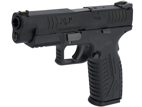 Springfield Armory Licensed XDM .177 Cal CO2 Blowback Air Pistol (Model: 4.5 Duty / Black)