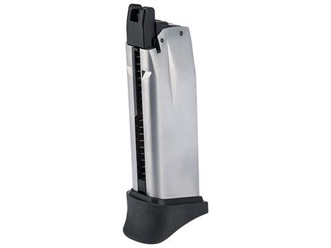 WE-Tech Full Metal Magazine for XDM Series Airsoft GBB Pistols (Model: 14rd Compact)