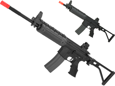 A&K M4 GR-300 Carbine NS15 Full Metal Airsoft AEG