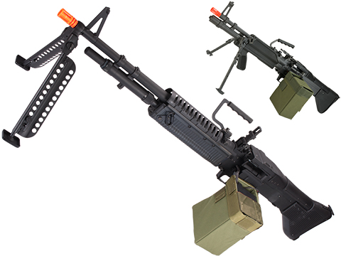 A&K M60 Airsoft AEG Machine Gun (Model: M60VN)