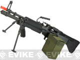 A&K M60 Airsoft AEG Machine Gun (Model: Mk43 / M60E4)