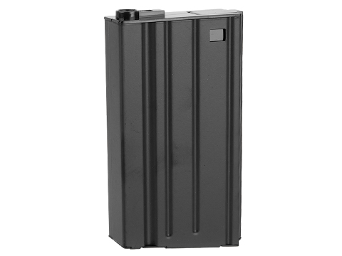 A&K Full Metal SR-25 Airsoft AEG Magazine (Color: Black / 400 Rounds)