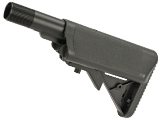 A&K PTW Type Crane Stock w/ Buffer Tube for PTW / STW M4 Series Airsoft AEG