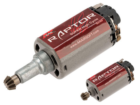 A&K Airsoft Raptor High Speed  AEG Motor