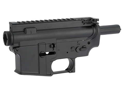 A&K M4 Complete Metal Receiver for Tokyo Marui & Compatible Airsoft AEG Rifles
