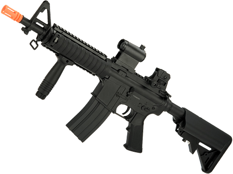 A&K M4 CQB Full Metal Lipo Ready NS15 Airsoft AEG Rifle