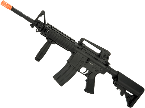 A&K NS15 Full Metal Lipo Ready M4 RIS Airsoft AEG Rifle