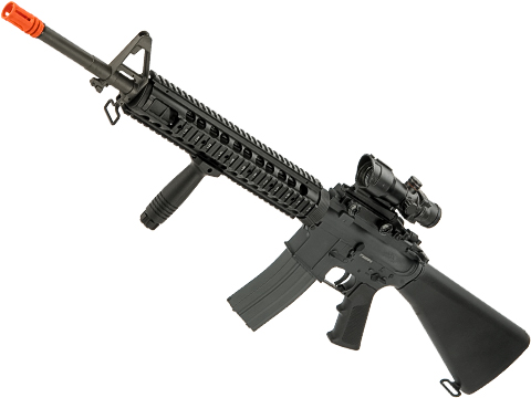 A&K Systema Clone M16A4 STW Airsoft Professional Training Weapon Rifle