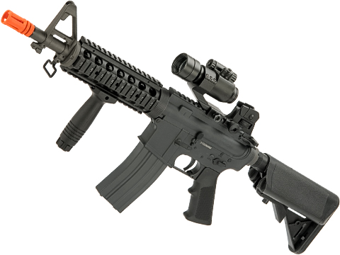 A&K Systema Clone M4 CQB-R STW Airsoft Professional Training Weapon Rifle