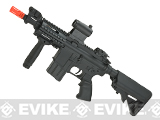 A&K NS15 Full Metal Lipo Ready M4 CQB Charlie Stubby Killer Airsoft AEG Rifle