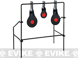 Allen Company Medium Triple Spinner Target Set for .22 Caliber Rifles, Pistols and Airguns