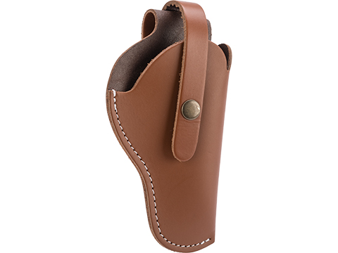 Allen Company Red Mesa Leather Holster