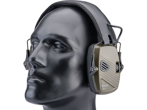 Allen Company Shotwave Low Profile Electronic Shooting Ear Protection