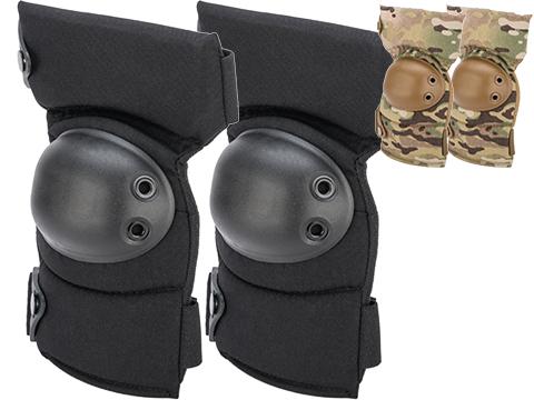 Alta Industries AltaCONTOUR Tactical Elbow Pads w/ AltaLOK (Color: Black)