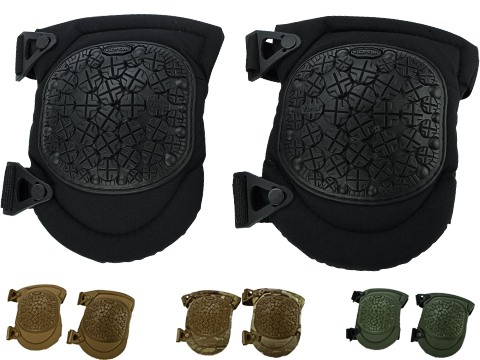 Alta Industries AltaFLEX 360 Knee Pads with Vibram Cap (Color: Black)