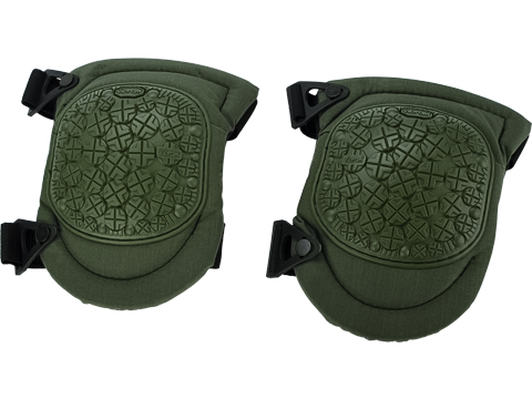 Alta Industries AltaFLEX 360 Knee Pads with Vibram Cap (Color: OD Green)