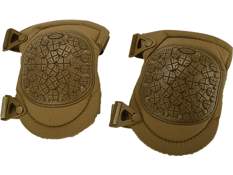 Alta Industries AltaFLEX 360 Knee Pads with Vibram Cap (Color: Coyote)