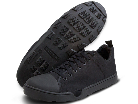 Altama OTB Maritime Low-Top Assault Boots (Color: Black / 8)