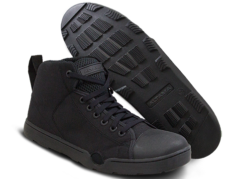 Altama OTB Maritime Mid-Length Assault Boots - Single Color (Color: Black / 11)