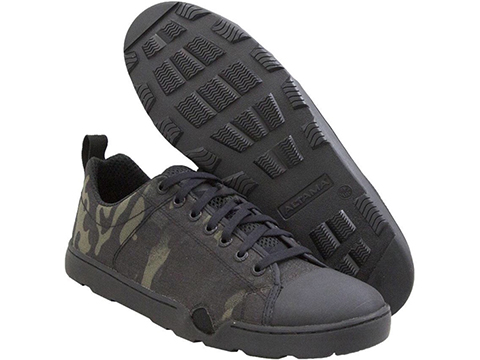 Altama OTB Maritime Low-Top Assault Boots (Color: Multicam Black / 10)