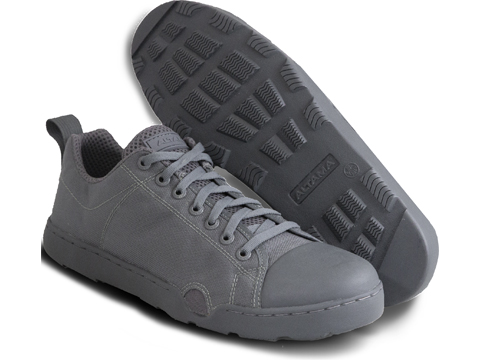 Altama OTB Maritime Low-Top Assault Boots (Color: Grey / 7)