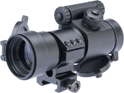 Matrix Military Type 1x30 Red & Green Dot Sight w/ QD High Mount