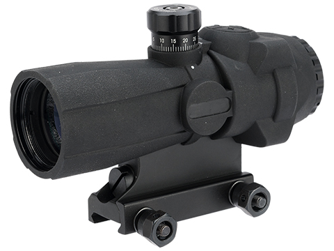 Phantom GD141 3X30 Tri-Color Illuminated Scope