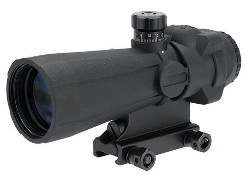 Phantom GD141 5X40 Tri-Color Illuminated Scope