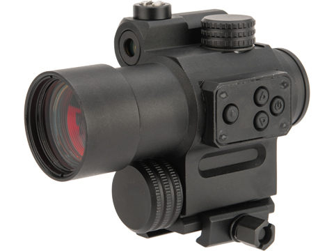 Avengers 1x30 Red Dot Sight with Red Laser
